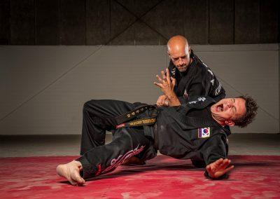 Kuk Sool Won Black Belt class