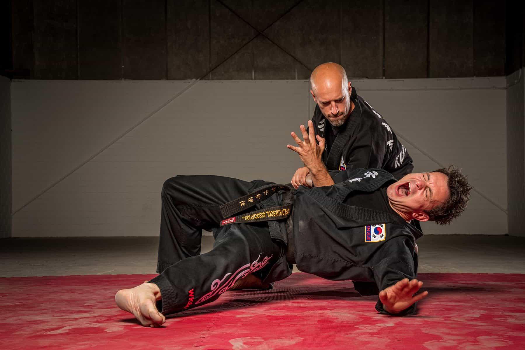 Kuk Sool Won Black belt class Kirkcaldy, Fife