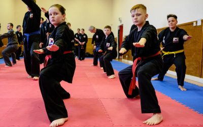 Martial Arts classes for your kids – A Parent's Perspective